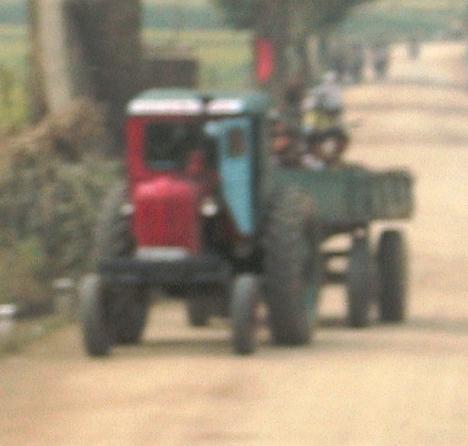 Traktor 2010  Foto von Günter