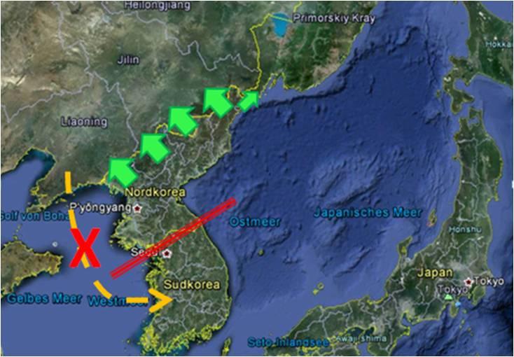 nordkoreanische Flüchtlinge | Nordkorea-Info