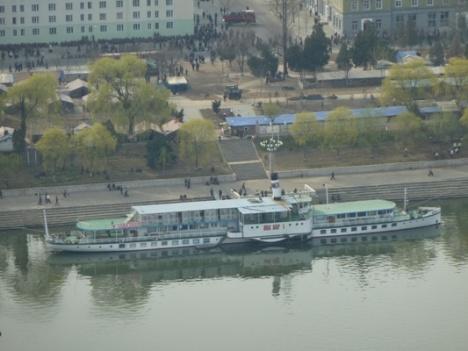 Raddampfer Pjöngjang