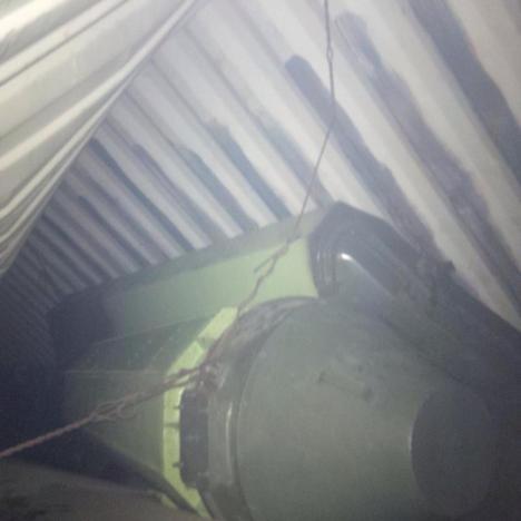 Raketenteile Nordkorea