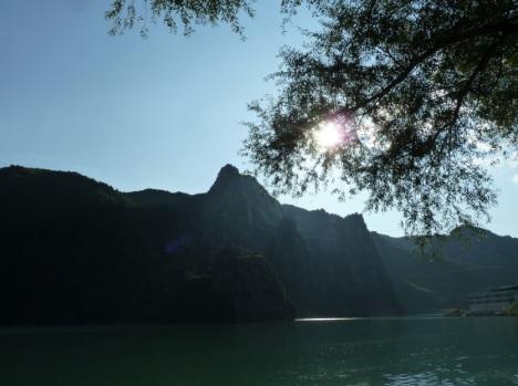 Bergsee (Foto und Rechte: Nordkorea-Reise.de)